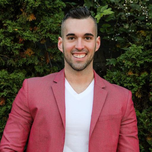 Dietitian Entrepreneur Tony Stephan